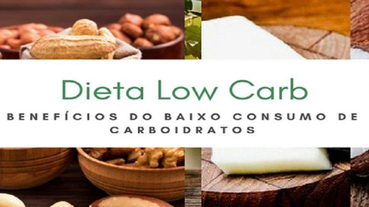Vantagens de uma dieta low carb - artigo