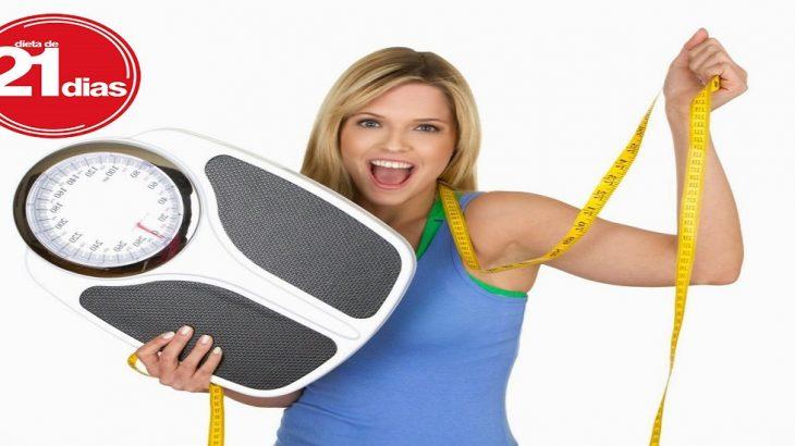 artigo sobre como emagrecer com a dieta de 21 dias