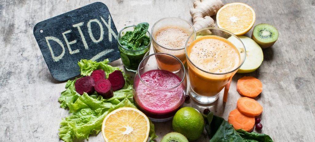dieta para emagrecer - alimentos detox