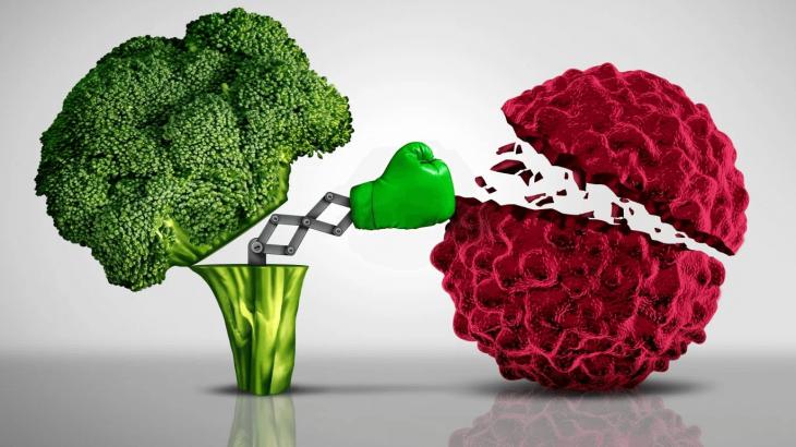 Alimentos para ajudar a combater o câncer