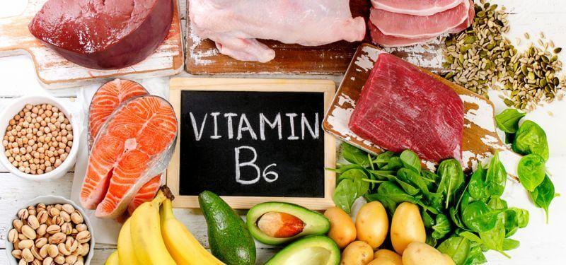 Benefícios da Vitamina B6