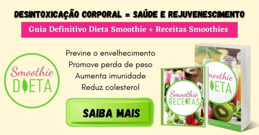 Conheça a Dieta Smoothie