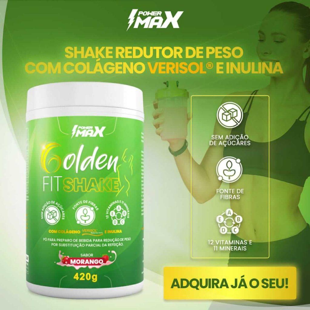 Goldenfit Shake