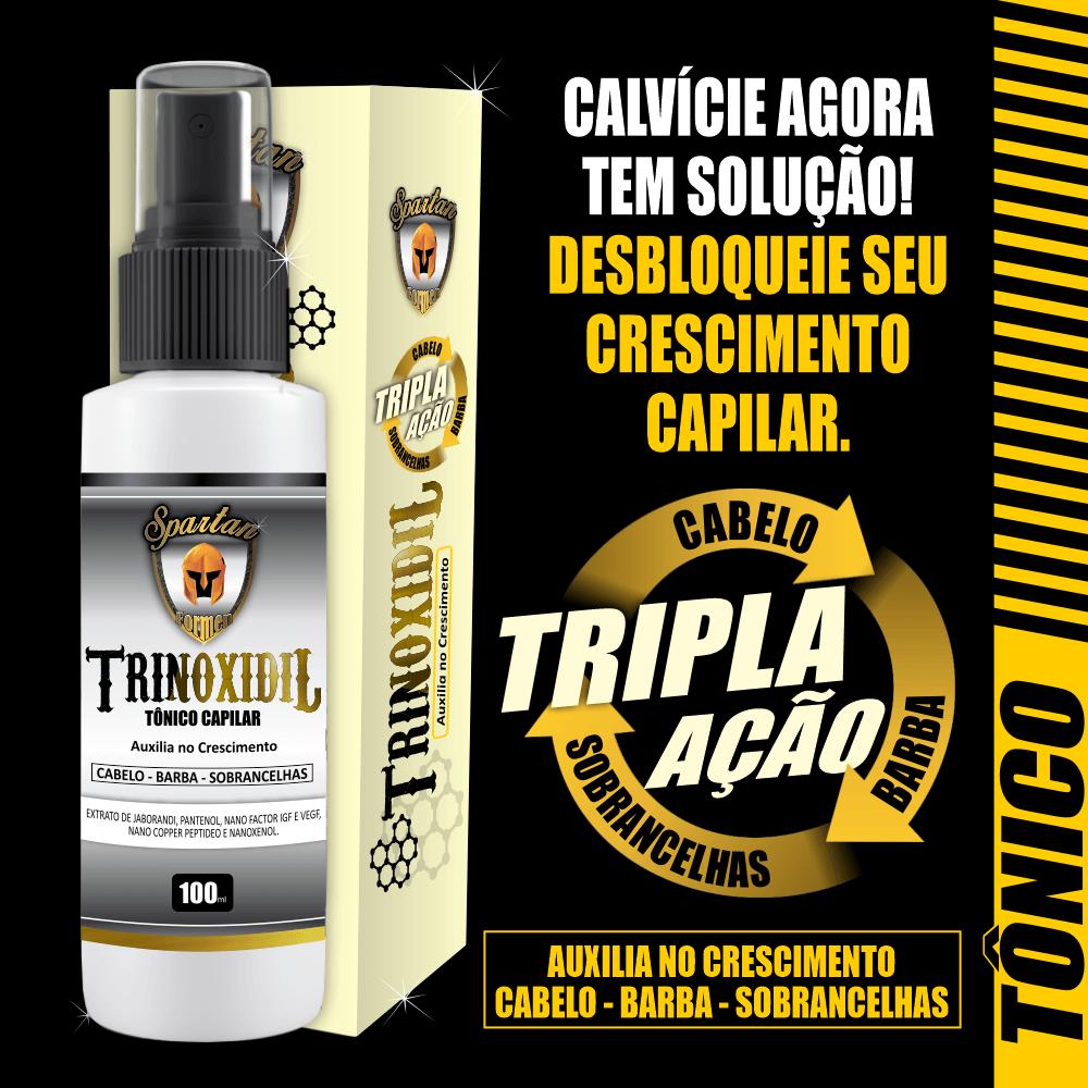 Saiba mais sobre o Trinoxidil